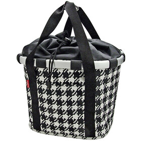 KlickFix Reisenthel Fietsmand, fifties-black